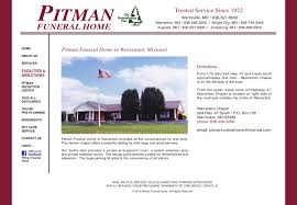 Pitman Funeral Home Warrenton