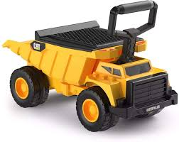 100 Kids Dump Truck Kid Trax Cat Shovel Sift RideOn Toy For Children Ages 1 3 Years Old Featuring Realistic Job Site Sounds Removable Sifter