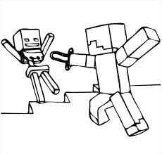 Coloring Pages For Minecraft Ring Full Size Of Diamond Armor Also Zombie Online Mandala