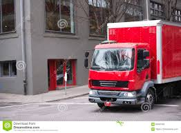 Red Small Box Semi Truck For Delivery On City Streets Stock Image ... Box Van Trailers Book A Vehicle Zimloads Michigan Based Full Service Freight Trucking Company Zipp Express Llc Ownoperators This Is Your Chance To Join Our 2005 Ford Econoline Commercial Cutaway Truck 14ft Not Truck Wikipedia Large Rubber Tire Bucket Loader Loads Special With Stock Whosale Amz Damage Truckloads Quantum Commodities Flatbed Semitrailer Front View And Sideways The Vehicle Cargo Delivery Rentals Fleet Rental Benefits