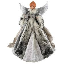 Siberian Snow Angel Tree Topper