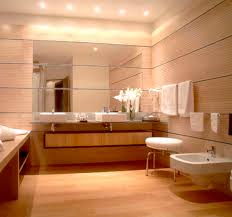parkett im badezimmer holzboden für die wellness oase