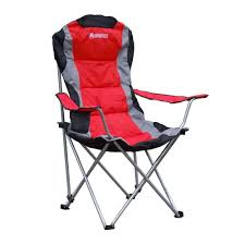 GigaTent GigaTent Outdoor Camping Chair - Lightweight, Portable Design (Red) Volkswagen Folding Camping Chair Lweight Portable Padded Seat Cup Holder Travel Carry Bag Officially Licensed Fishing Chairs Ultra Outdoor Hiking Lounger Pnic Rental Simple Mini Stool Quest Elite Surrey Deluxe Sage Max 100kg Beach Patio Recliner Sleeping Comfortable With Modern Butterfly Solid Wood Oztrail Big Boy Camp Outwell Catamarca Black Extra Large Outsunny 86l X 61w 94hcmpink