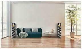luxus hifi standlautsprecher für wohnzimmer und lounges mit