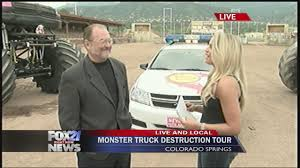 100 Monster Trucks Colorado Truck Destruction Tour Coming To Springs