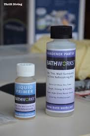 Acrylic Bathtub Liners Vs Refinishing by Diy Shower And Tub Refinishing I Painted My Old 1970 U0027s Shower
