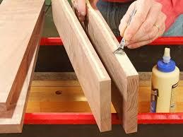 cedar panel glue up woodworker u0027s journal how to