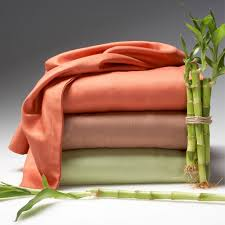 Organic Earth Bamboo Sheets Infused with Aloe Vera