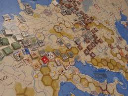 Decision Games Totaler KriegAxis Empires Game Had A 1942 D Day