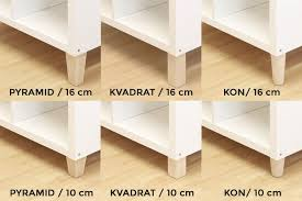 4 x ikea kallax shelf furniture furniture legs