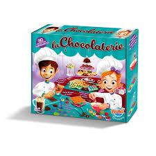 jeux cuisine atelier de cuisine labo chocolat buki pour enfant de 8 ans à 12