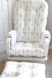 Light Grey Rocking Chair Cushions by Best 25 Rocking Chair Cushions Ideas On Pinterest Double