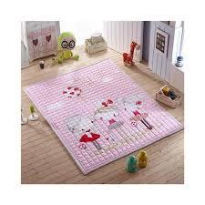 tapis chambre bebe fille achat vente tapis chambre bebe fille