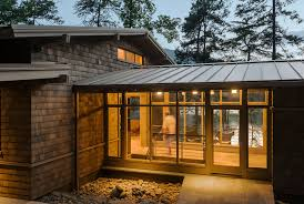 100 Modern Dogtrot House Plans Fontana Lake By Samsel Architects In 2019 Houses