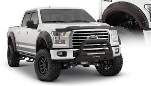 Bushwacker Max Pocket Style Fender Flares - 2015-2017 Ford F150 ... 42008 Ford F150 Riveted Fender Flares By Rough Country Youtube Pocket Style Flare Set Of 4 Oe Matte Black 20934 Bushwacker 2092702 Max Coverage Pocketstyle 02014 Raptor Svt Bushwacker 19992007 F350 Front And Generic Body Side Molding Trim 0408 Reg Cab Short Bed 52017 Oestyle 2093702 Ranger Mki Set 0914 Raptorstyle Extafender Rear Stampede 84142 Ruff Riderz Smooth Pc