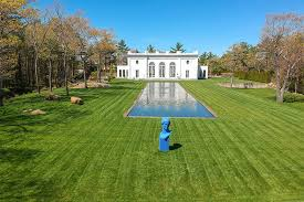 Neoclassical House On The Market A Neoclassical Marvel In Manchester By The Sea
