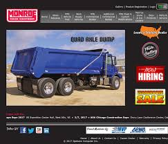 Monroe Truck Competitors, Revenue And Employees - Owler Company Profile Hd Snow Ice Cliffside Body Truck Bodies Equipment Fairview Nj New 2018 Ram 4500 Landscape Dump For Sale In Frankenmuth Mi 18627 Courtesy Chevrolet Buick Gmc Cadillac Of Ruston A Bastrop Monroe Marilyn Fest East Of England Showground Peter Flickr Car Release Date 2019 20 1500 Incentives Specials Offers Kenworths Service Center La Undergoes Renovation Susan_perla Town 2014 Silverado 4d Crew Cab 2012 Used Freightliner Ca125 At Great Lakes Western Star Serving Get Your Free 76 Coachella Swag The 76longcut Truck Is