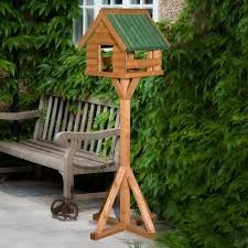 Free Bird Table Plans by Fordwich Wooden Bird Table Twootz Com