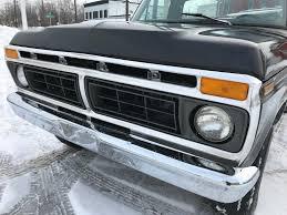 1977 Ford F-150 4x4 Stepside Truck 351 Cleveland V8 4spd Manual Many ...