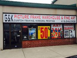 picture frame warehouse gallery craft decoration ideas