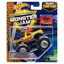 Hot Wheels - Monster Jam 25th Anniversary - El Toro Loco Truck ... Monster Jam Trucks Decal Sticker Pack Decalcomania El Toro Loco 110 Catures 2017 Hot Wheels Case A 1 Truck Editorial Photo Image Of Damaged 7816286 Amazoncom Yellow Diecast Marc Mcdonald Photo By Evan Posocco Monster Truck Brandonlee88 On Deviantart Monster Jam Shdown Play Set Youtube Twitter Results Update Stafford Springs Ct Manila Is The Kind Family Mayhem We All Need In Our Lives Stock Photos
