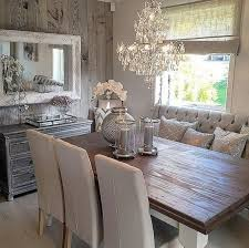 Rustic Glam Kitchen