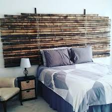 Bamboo Headboard And Footboard by Unique Bamboo Headboard Ideas 48 For Your Queen Size Headboard