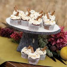 Amazon Hortense B Hewitt Rustic Log Cake Stand Wedding Accessories Home