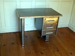 bureau m騁allique industriel bureau design industriel en métal strafor éo jpg tables