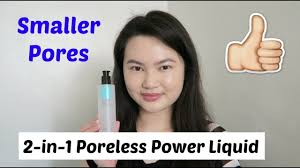 100 Two In One COSRX In Poreless Power Liquid Review Tracey Studio YouTube