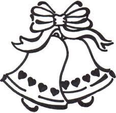 Clipart wedding bells illustration image