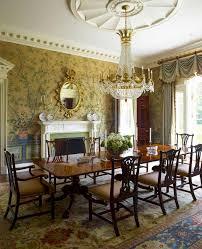 Vintage Victorian Dining Room Decor Ideas 23