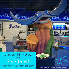 Under The Sea At SeaQuest Interactive Aquarium, Discount Tickets Kids And Sharks A Fun Morning At Seaquest Las Vegas Vintage Blue Under The Sea Interactive Aquarium Discount Tickets New Attraction Comes To Planned For River Ridge Mall In The Salt Project Things Do Planned Aquarium Folsom Faces Community Opposition Deal Now Valid All Summer Admission Tickets Or Ultimate Experience Package Certifikid Seaquests Problems Extend Beyond Discount Opening United Moms Network Quest Coupons Mk710 Deals