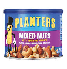 PLANTERS 1 x 292g Mixed Nuts Lowest Prices & Specials line