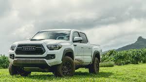 100 Pro Trucks Plus Toyotas Hardcore Tacoma TRD Tackles Hawaii The Drive