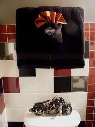 harley davidson bathroom decorating ideas harley davidson design