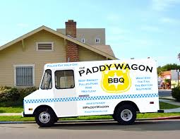 100 Paddy Wagon Food Truck The BBQ AMAZO Enterprises
