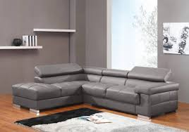 canap cuir gris cdiscount canapé cuir concernant photos canapé d angle cuir gris