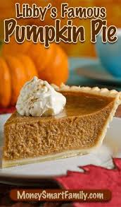 Pumpkin Pie Without Crust And Sugar by Best 25 Libbys Pumpkin Pie Ideas On Pinterest Easy Pumpkin Pie