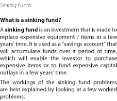 Sinking Fund Formula Derivation by 28 Sinking Fund Formula Grade 12 4dfcf Copy Of Time Value