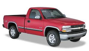 Bushwacker Street Style Fender Flares - 1999-2002 Chevy Silverado ... 2002 Chevy Silverado 1500 Air Bagged Custom Truck Chevy Truck Cluster Pinout Ls1tech Camaro And Febird 2004 Radio Wiring Diagram New Impala Dreams Pinterest Image Seo All 2 Silverado Post 17 2500hd Crew Cab Diesel 8lug Just Bought My First At 18 Yrs Old Z71 Amazoncom 99 00 01 02 Sierra Suburban Yukon Tahoe Bodied For A Cause Johnny Lightning Trailer With Open 1968 C10 S Ideas Of 75