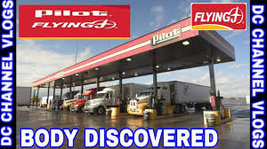 Body Found Under Semi-Truck At Pilot Flying J Truck Stop Joplin ...
