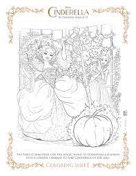 Cinderella 2015 Activity Sheets