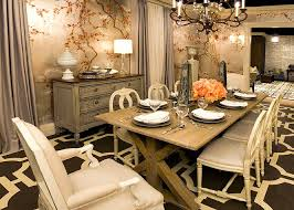 Dining Room Interior Design Impressive With Image Of Set Fresh In