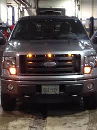 Grille Mod And I Like The Grey Emblem   Truck Accessories ... Inspirational Gallery Of Seat Covers For Ford Trucks 3997 Leer 750 Sport Tonneau On Ford F150 Topperking Blacked Out 2017 With Grille Guard 2015 Halo Sandcat F150 Truck Accsories Hashtag Twitter Dakota Hills Bumpers Accsories Flatbeds Truck Bodies Tool 2014 Roush Raptor Fuel Hostage Wheels Custom Paint 14 13 Flush Mounted Led Back Up Lights A These Powerful 2010 Bozbuz Oled Taillights Car Parts 264368rd F 150