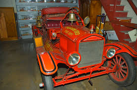 100 Truck Stop San Diego Firehouse Museum