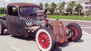 100 37 Ford Truck Hot Rod YouTube