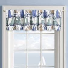 Bed Bath And Beyond Curtains And Valances by Buy Nautical Valances From Bed Bath U0026 Beyond