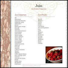 cuisiner les l umes de saison fruits et légumes de saison la cuisine des anges