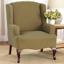 wing chair recliner slipcovers reclining wingback chair 1950u0027s reclining leather club chair